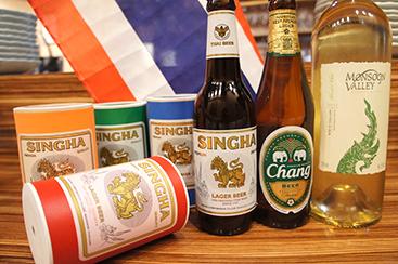 タイ産ビール